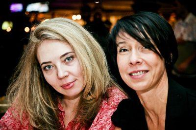 Эйда Дайер (США) и The «A» Band, 18 ноября 2012 - Ресторан «Максимилианс» Самара - 23