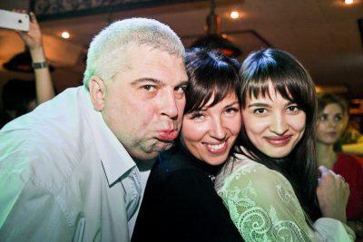 Эйда Дайер (США) и The «A» Band, 18 ноября 2012 - Ресторан «Максимилианс» Самара - 24