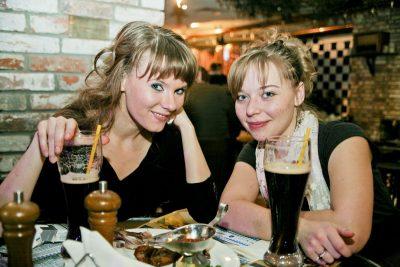 Эйда Дайер (США) и The «A» Band, 18 ноября 2012 - Ресторан «Максимилианс» Самара - 25