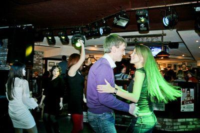 Эйда Дайер (США) и The «A» Band, 18 ноября 2012 - Ресторан «Максимилианс» Самара - 26