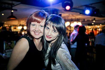 Эйда Дайер (США) и The «A» Band, 18 ноября 2012 - Ресторан «Максимилианс» Самара - 27