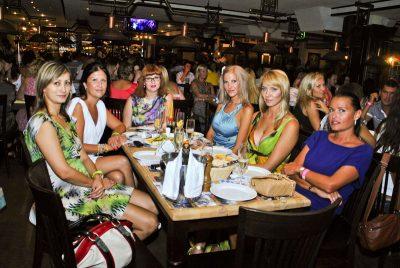 Ева Польна, 26 июля 2012 - Ресторан «Максимилианс» Самара - 14