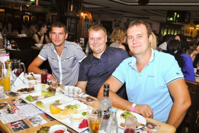 Ева Польна, 26 июля 2012 - Ресторан «Максимилианс» Самара - 16