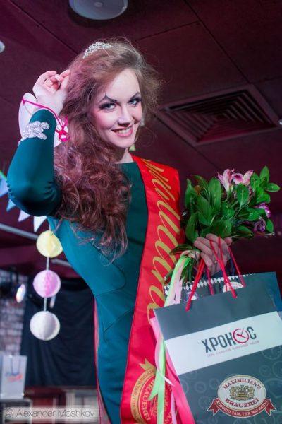 Финал конкурса «Мисс Максимилианс 2015», 16 апреля 2015 - Ресторан «Максимилианс» Самара - 02