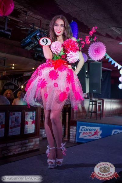Финал конкурса «Мисс Максимилианс 2015», 16 апреля 2015 - Ресторан «Максимилианс» Самара - 16