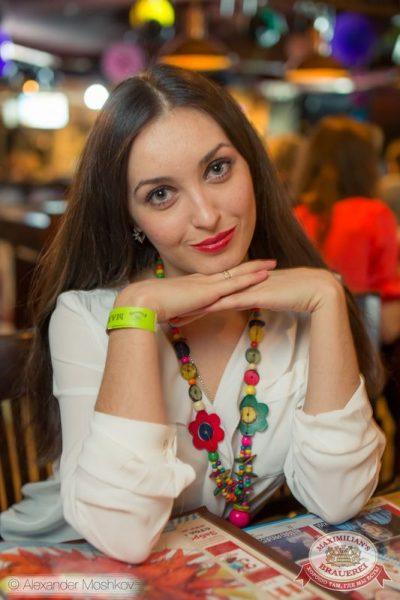 Финал конкурса «Мисс Максимилианс 2015», 16 апреля 2015 - Ресторан «Максимилианс» Самара - 37