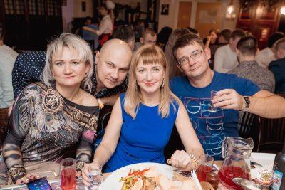 Вечер встречи выпускников, 2 февраля 2019 - Ресторан «Максимилианс» Самара - 69