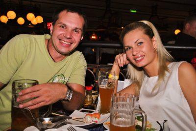 «Градусы», 6 сентября 2012 - Ресторан «Максимилианс» Самара - 07