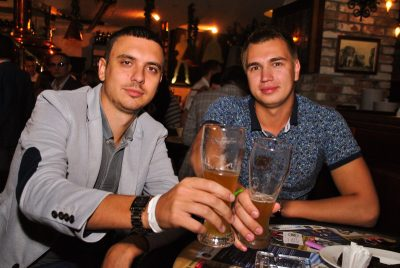 «Градусы», 6 сентября 2012 - Ресторан «Максимилианс» Самара - 08
