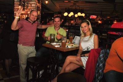 «Градусы», 6 сентября 2012 - Ресторан «Максимилианс» Самара - 15