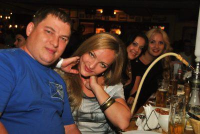 «Градусы», 6 сентября 2012 - Ресторан «Максимилианс» Самара - 22