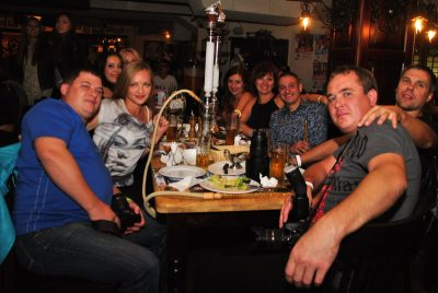 «Градусы», 6 сентября 2012 - Ресторан «Максимилианс» Самара - 23