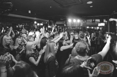 Группа «Дискотека Авария» на Пивных «Октобер-стартах», 3 октября 2013 - Ресторан «Максимилианс» Самара - 18