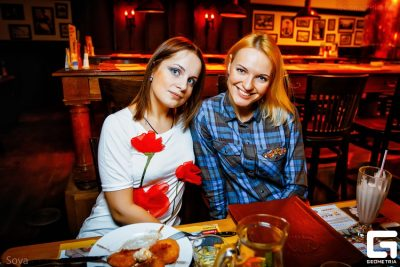Группа «Ла-Гранжъ» (фото: geometria.ru), 15 февраля 2013 - Ресторан «Максимилианс» Самара - 12