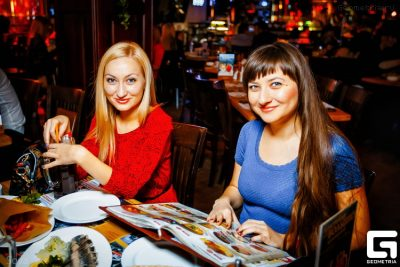 Группа «Ла-Гранжъ» (фото: geometria.ru), 15 февраля 2013 - Ресторан «Максимилианс» Самара - 22