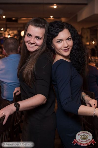Группа «Пицца»: презентация нового альбома, 19 марта 2015 - Ресторан «Максимилианс» Самара - 25