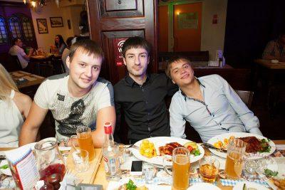 Группа «Прогульщики», 24 августа 2013 - Ресторан «Максимилианс» Самара - 05