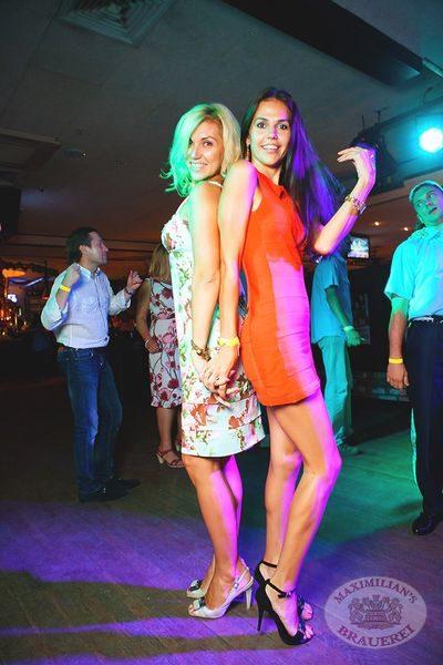 Группа «Прогульщики», 24 августа 2013 - Ресторан «Максимилианс» Самара - 16