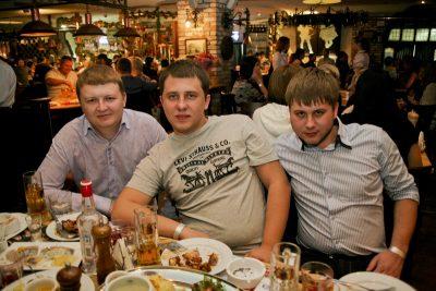 Группа «Виктор», 17 ноября 2012 - Ресторан «Максимилианс» Самара - 11