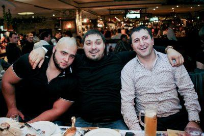 Группа «Виктор», 17 ноября 2012 - Ресторан «Максимилианс» Самара - 16