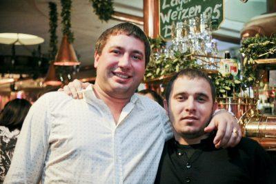 Группа «Виктор», 17 ноября 2012 - Ресторан «Максимилианс» Самара - 22