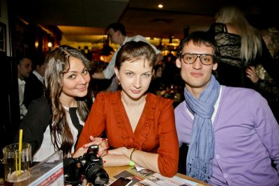Группа «Виктор», 2 февраля 2013 - Ресторан «Максимилианс» Самара - 12