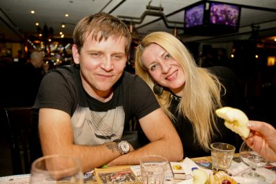 Группа «Виктор», 2 февраля 2013 - Ресторан «Максимилианс» Самара - 19