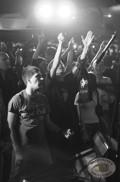 Группа «Виктор». Вечер памяти Виктора Цоя, 18 января 2014 - Ресторан «Максимилианс» Самара - 02