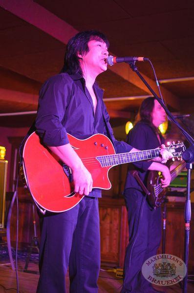 Группа «Виктор». Вечер памяти Виктора Цоя, 18 января 2014 - Ресторан «Максимилианс» Самара - 15