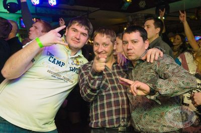 Группа «Виктор». Вечер памяти Виктора Цоя, 18 января 2014 - Ресторан «Максимилианс» Самара - 17