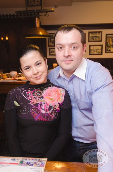 Группа «Виктор». Вечер памяти Виктора Цоя, 18 января 2014 - Ресторан «Максимилианс» Самара - 25