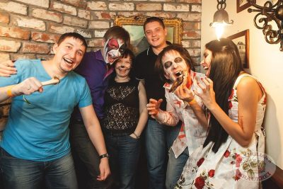 Halloween, 1 ноября 2013 - Ресторан «Максимилианс» Самара - 03