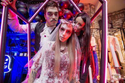 «Хэллоуин»: «Семейка Аддамс», 2 ноября 2019 - Ресторан «Максимилианс» Самара - 13
