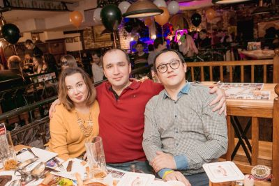 «Хэллоуин»: «Семейка Аддамс», 2 ноября 2019 - Ресторан «Максимилианс» Самара - 74