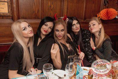 Halloween: первый день шабаша. Вечеринка по мотивам фильма «Гоголь», 27 октября 2017 - Ресторан «Максимилианс» Самара - 46