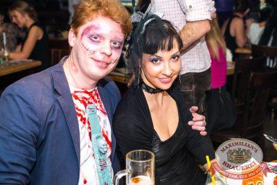 Halloween: второй день шабаша, 1 ноября 2014 - Ресторан «Максимилианс» Самара - 26