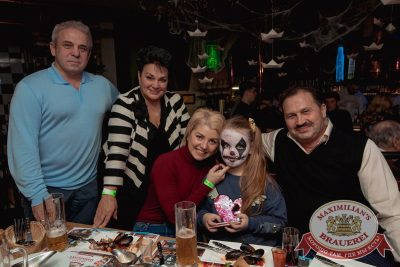 Halloween: второй день шабаша. Вечеринка по мотивам фильма «Оно», 28 октября 2017 - Ресторан «Максимилианс» Самара - 57