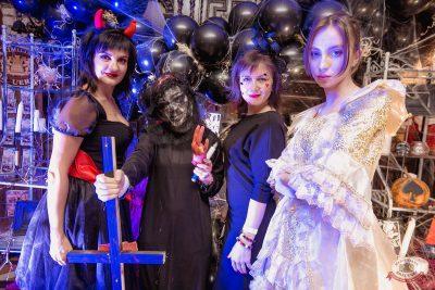«Хэллоуин»: «Пиковая дама», 1 ноября 2019 - Ресторан «Максимилианс» Самара - 10