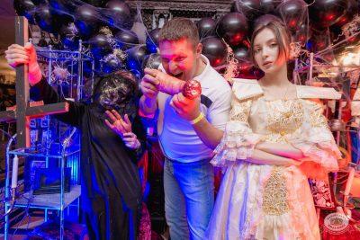 «Хэллоуин»: «Пиковая дама», 1 ноября 2019 - Ресторан «Максимилианс» Самара - 11