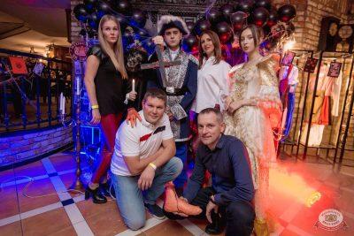 «Хэллоуин»: «Пиковая дама», 1 ноября 2019 - Ресторан «Максимилианс» Самара - 12