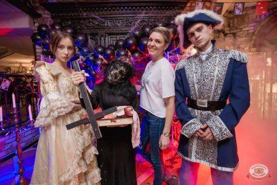 «Хэллоуин»: «Пиковая дама», 1 ноября 2019 - Ресторан «Максимилианс» Самара - 19