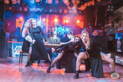 «Хэллоуин»: «Пиковая дама», 1 ноября 2019 - Ресторан «Максимилианс» Самара - 22