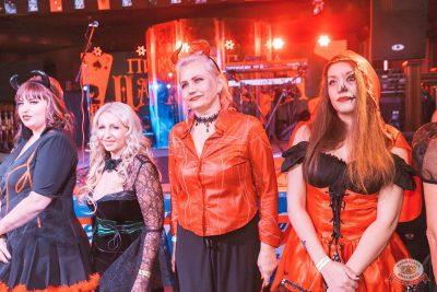«Хэллоуин»: «Пиковая дама», 1 ноября 2019 - Ресторан «Максимилианс» Самара - 24