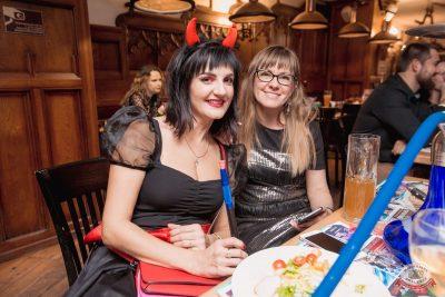 «Хэллоуин»: «Пиковая дама», 1 ноября 2019 - Ресторан «Максимилианс» Самара - 47