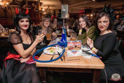 «Хэллоуин»: «Пиковая дама», 1 ноября 2019 - Ресторан «Максимилианс» Самара - 50