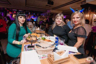 «Хэллоуин»: «Пиковая дама», 1 ноября 2019 - Ресторан «Максимилианс» Самара - 59