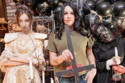«Хэллоуин»: «Пиковая дама», 1 ноября 2019 - Ресторан «Максимилианс» Самара - 8