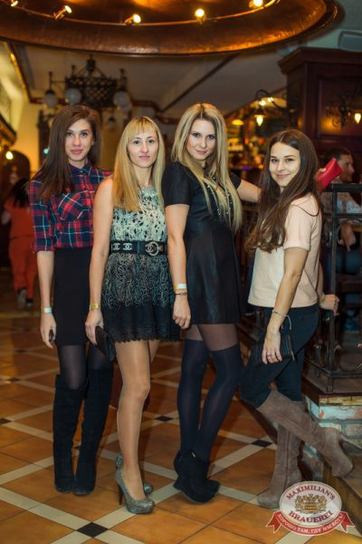IOWA, 4 декабря 2014 - Ресторан «Максимилианс» Самара - 06