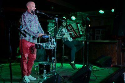 Карл Хламкин и «ОгнеОпаснОркестр», 27 октября 2012 - Ресторан «Максимилианс» Самара - 01