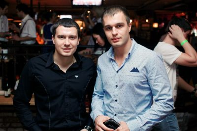 Карл Хламкин и «ОгнеОпаснОркестр», 27 октября 2012 - Ресторан «Максимилианс» Самара - 05